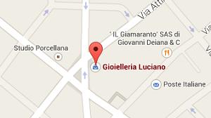Gioielleria Luciano Contatti Mappa