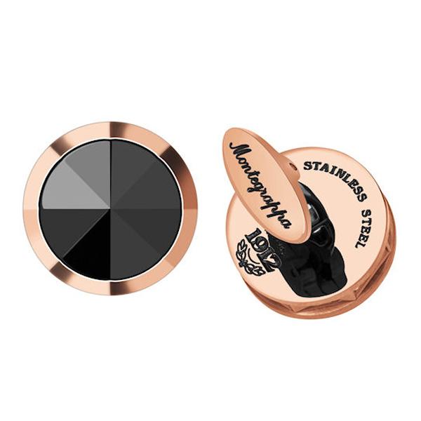 Montegrappa gemelli nerouno gioielleria luciano sassari
